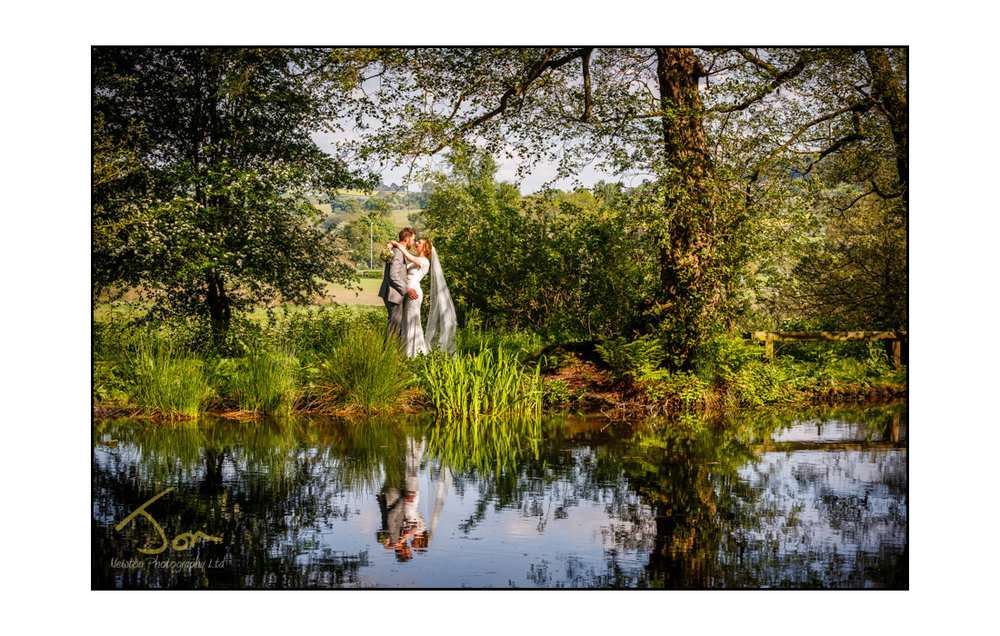 The Ashes Barns Staffordshire Wedding Photography