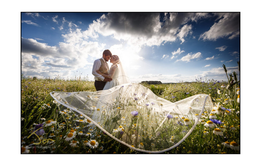 Wedding Photography on the Farm in Nottinghamshire
