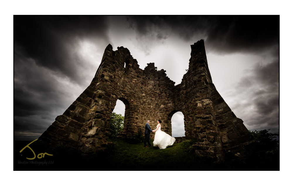 Wedding Photography Tutbury Castle Staffordshire