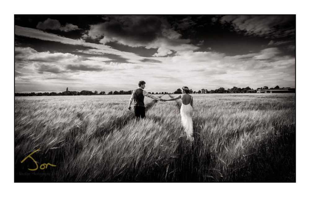 Wedding Photography Nottinghamshire | on the farm