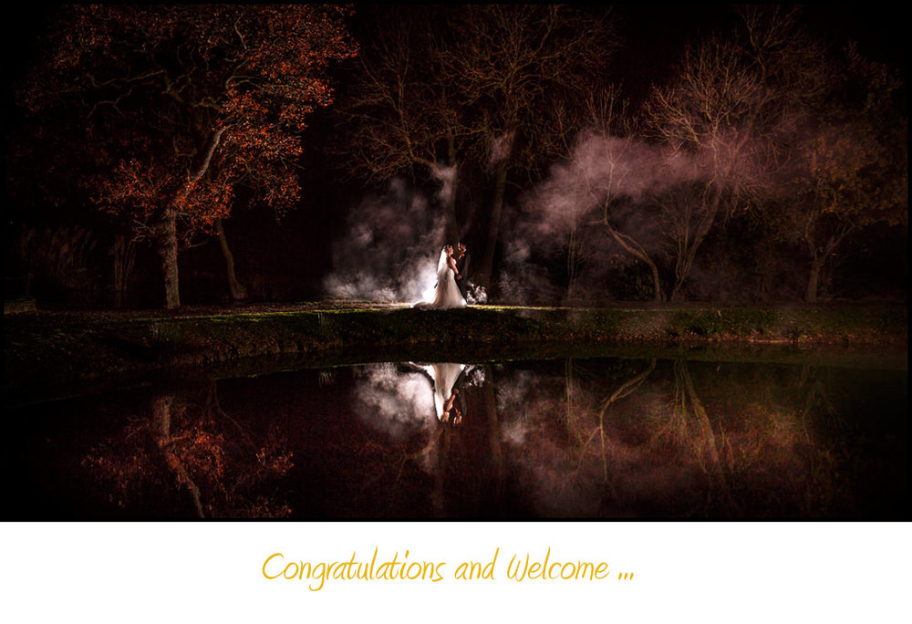Creative Wedding Photography Derbyshire