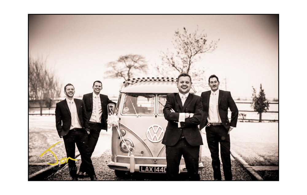 Swancar Farm Winter Wedding Nottingham