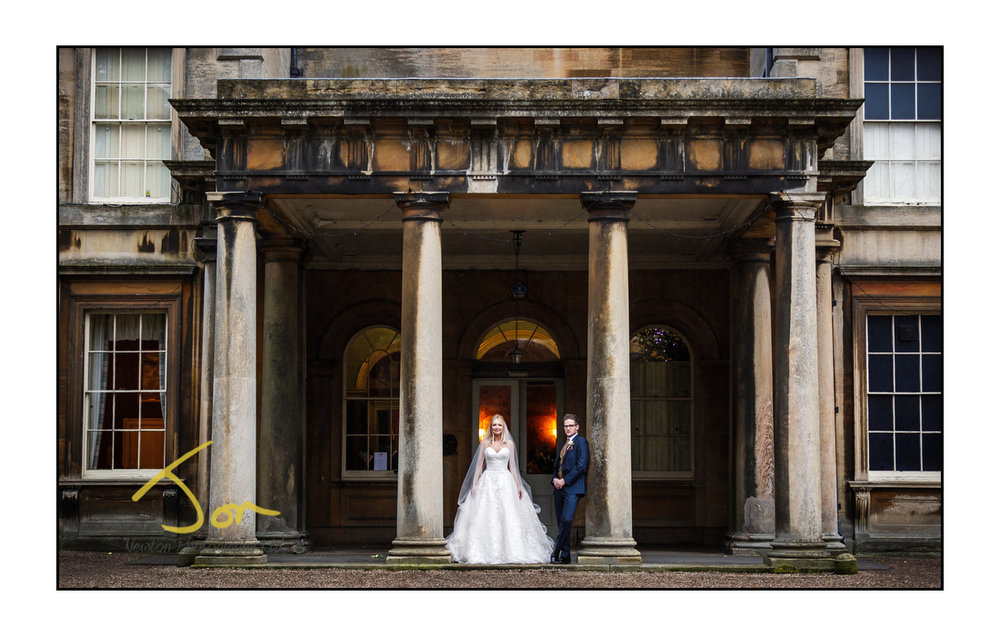 Prestwold Hall Wedding Photography Leicestershire