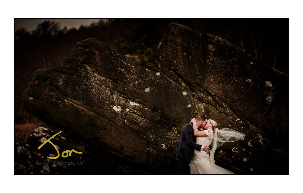 Peak Edge Hotel Derbyshire Wedding Photography