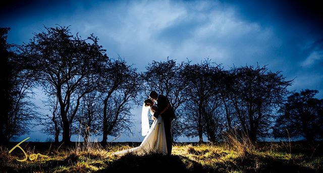 Always on the lookout for something different and creative with Hollie and James. #derbyshireweddingphotographer #documentaryweddingphotography #creativephotography  #documentarywedding #breadsallpriory #marriothotel #winterwedding