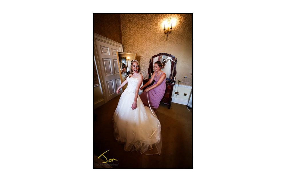 Documentary Wedding Photographer Nottingham