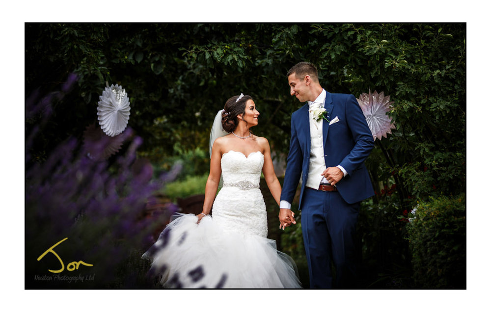The Walled Garden Nottingham Wedding Photography