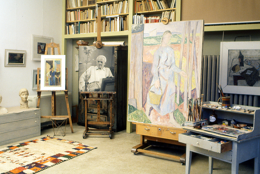 Ateliersammlung Carl Roesch, Diessenhofen