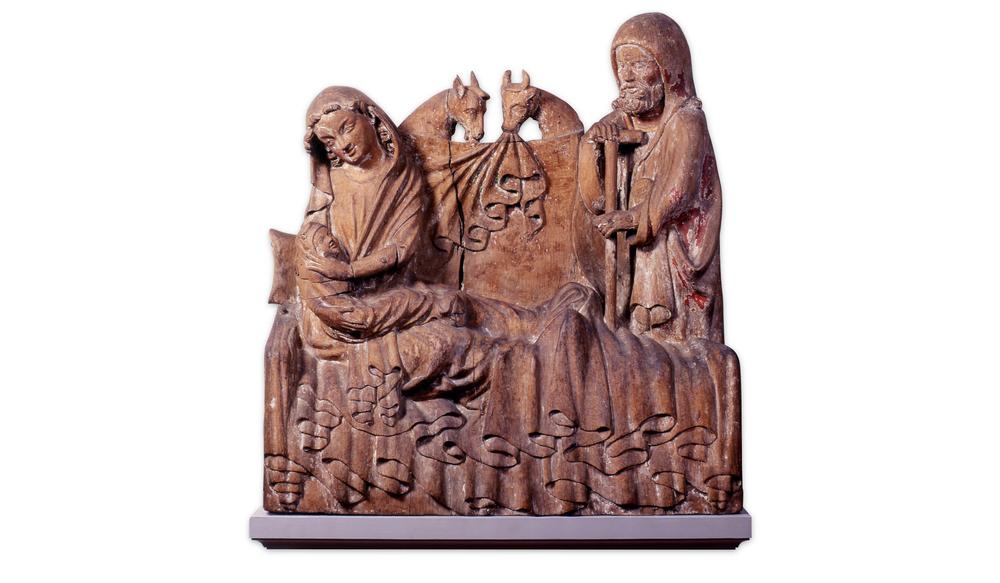 Das Weihnachtsrelief von St. Katharinental, um 1330