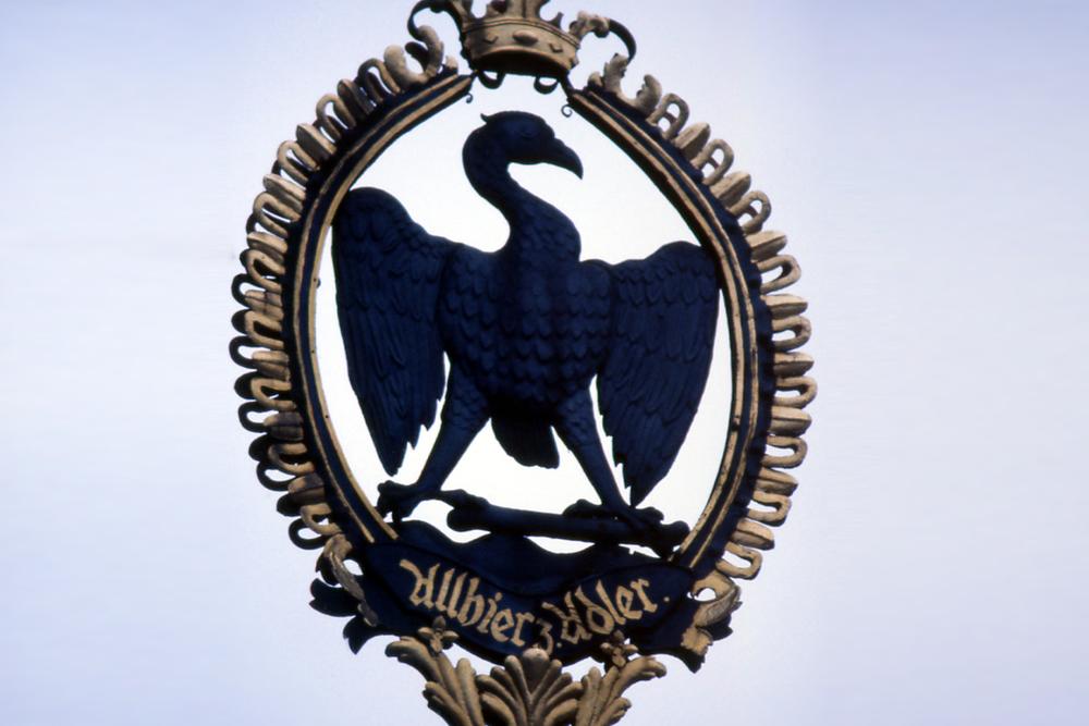 Schützenstube im «Adler», Ermatingen