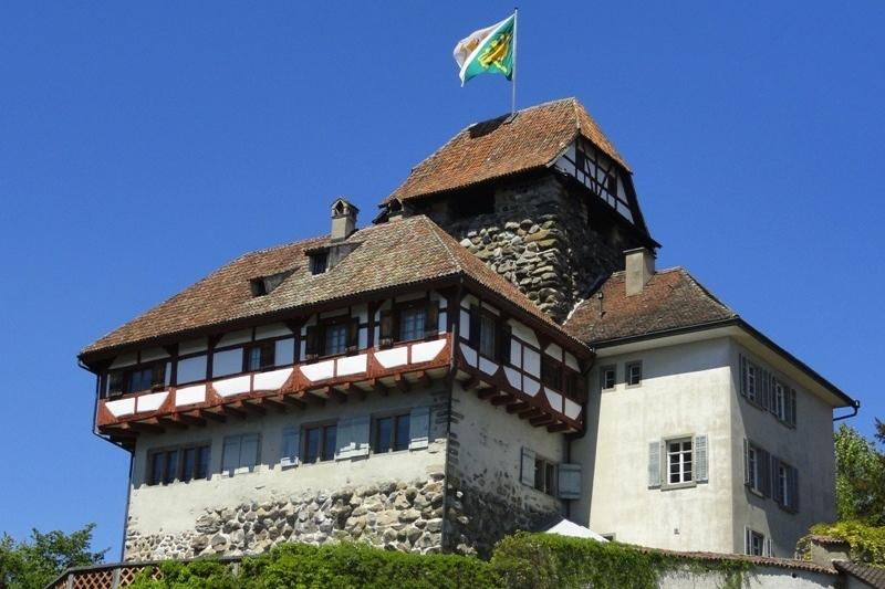 Historisches Museum Thurgau, Schloss Frauenfeld