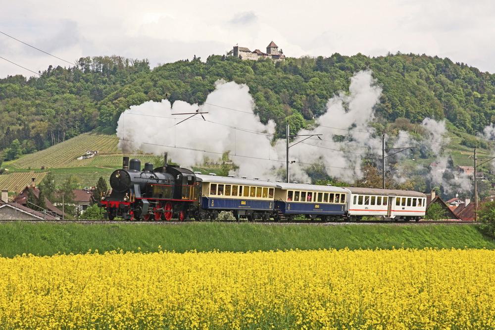 Museumsbahn Stein am Rhein (Etzwilen)-Singen