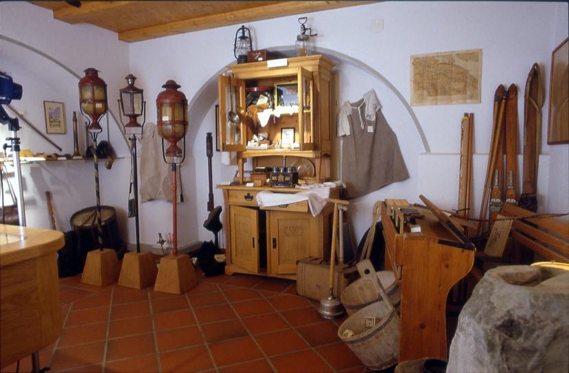 Mauren, Dorfmuseum