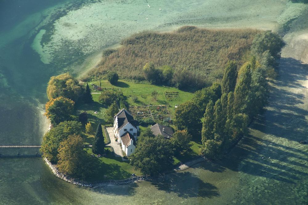 Insel Werd, Eschenz