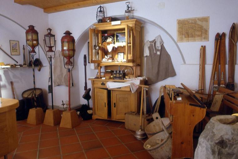Dorfmuseum, Mauren