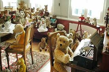 Puppenmuseum, Schlossgut Girsberg, Kreuzlingen
