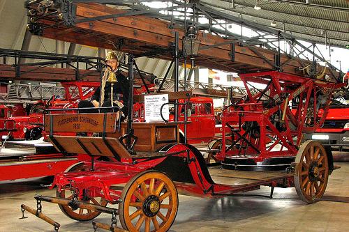 Feuerwehrmuseum, Kreuzlingen