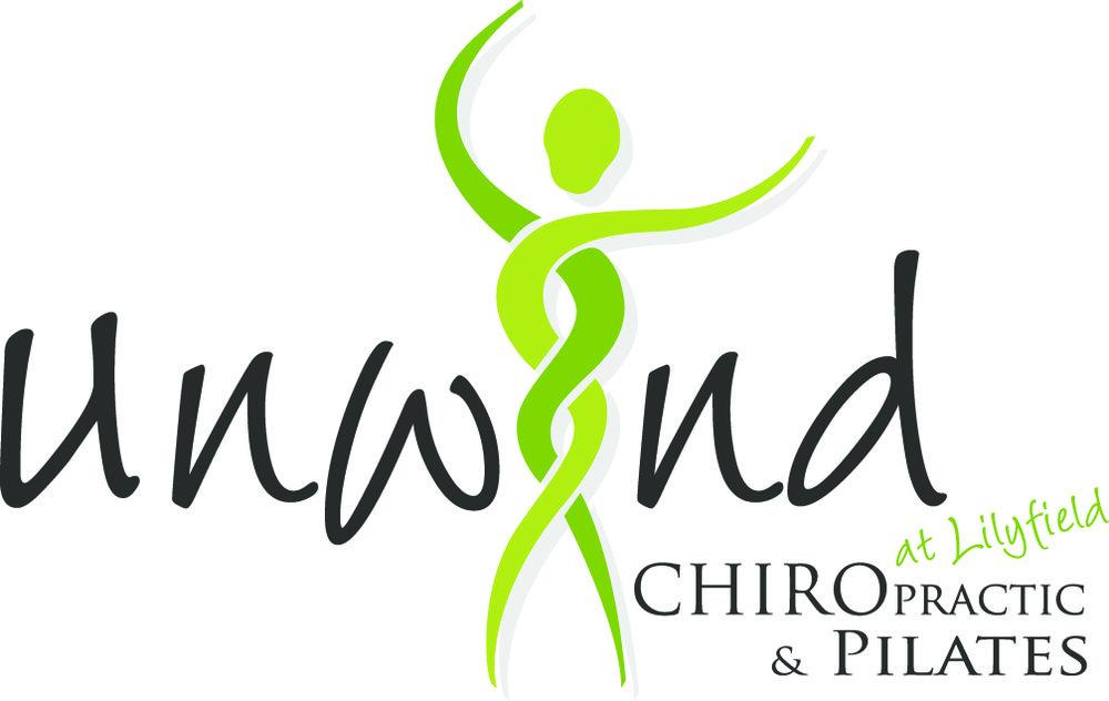 Unwind Chiropractic Logo