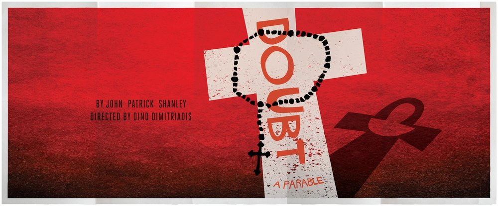 DOUBT: A PARABLE - by John Patrick ShanleyDirected by Dino Dimitriades10th May – 3rd June
