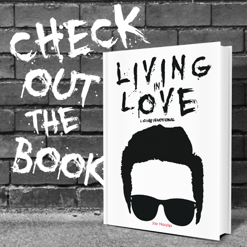 Living in Love Book by Jay Haizlip