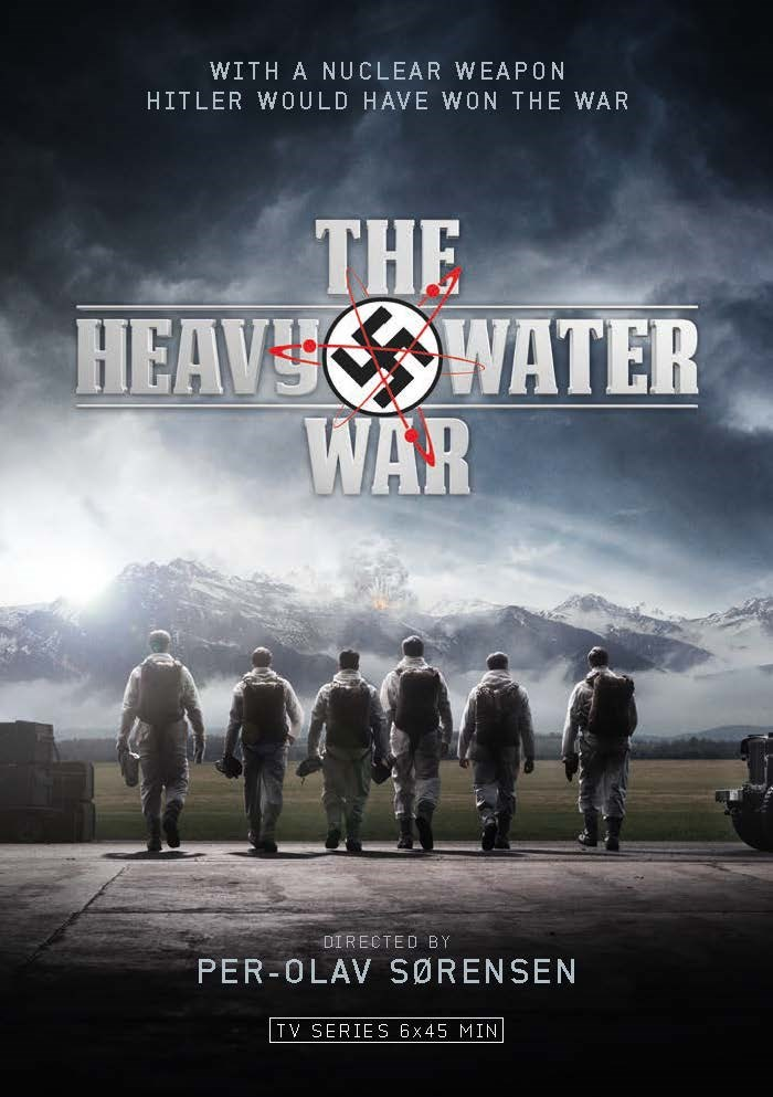 The Heavy Water War 1x05 y 1x06 Vose Disponible