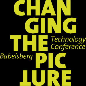 Changing the Picture is a two day technology conference in Babelsberg, Germany, with focus on the newest trends and applications for content production and distribution.