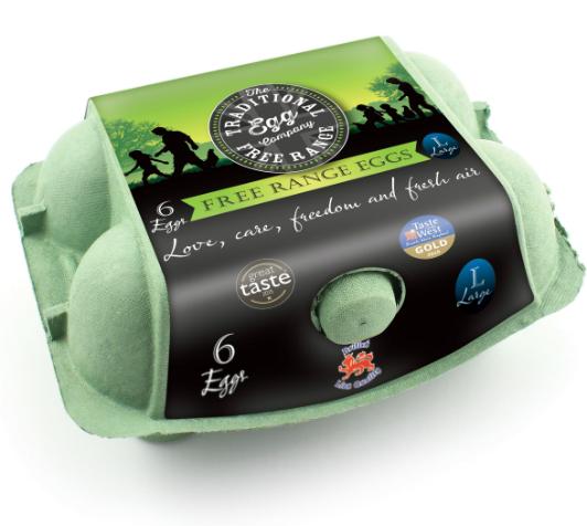 The Traditional Free Range Egg Company