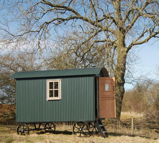 Plankbridge Hut