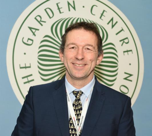 Mike Burks GCA Elect