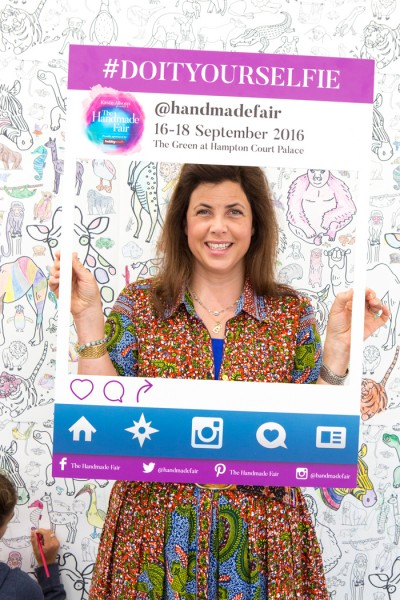 September 2016 - The Handmade Fair - Cloth&Candy featured in the official The Handmade Fair 2016 Gallery.
