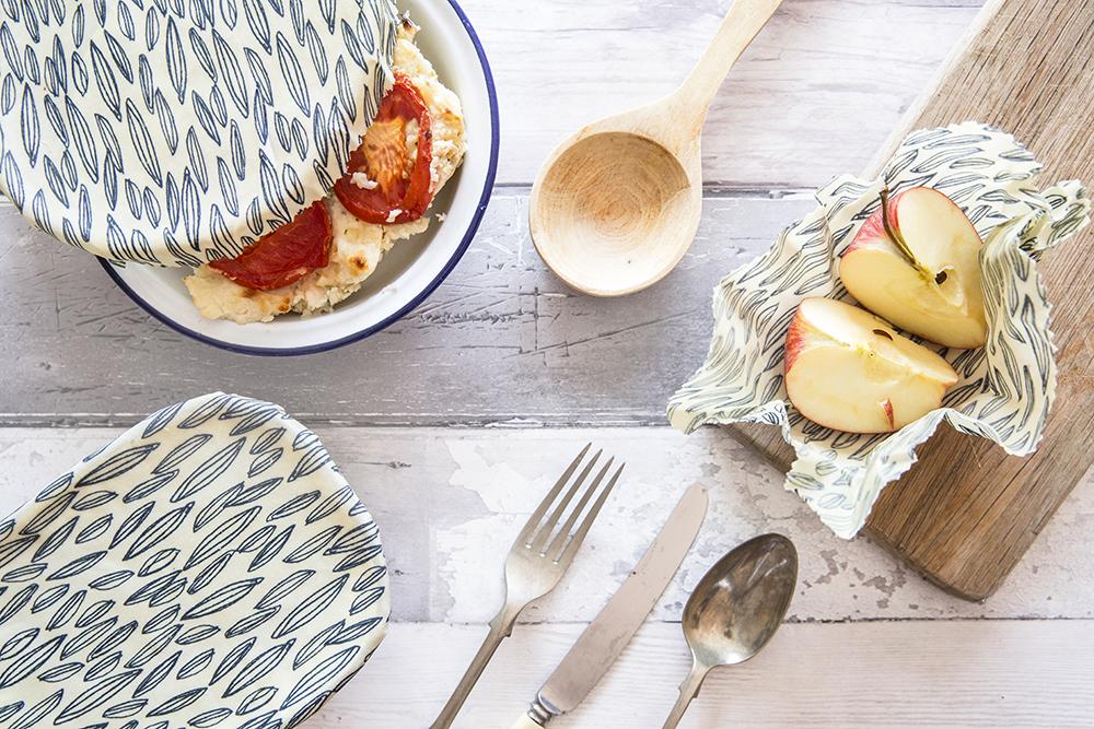 November 2018 - 91 Magazine Blog - DIY: Reusable Waxed Cloth Food Wraps