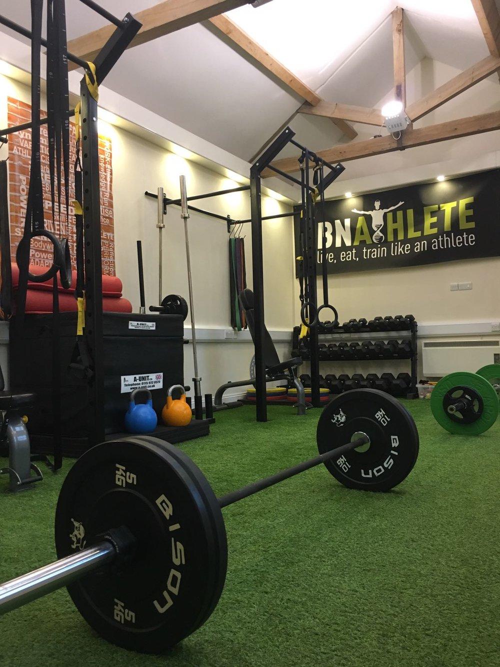 BNAthlete gym