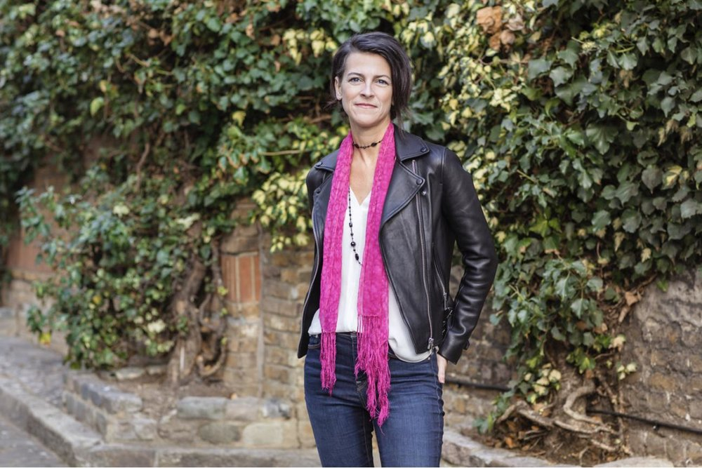 NEIGHBOUTHOOD DESIGN: IN CONVERSATION WITH ALEXANDRA STEED - URBAN 24th March 2017, Long & Waterson