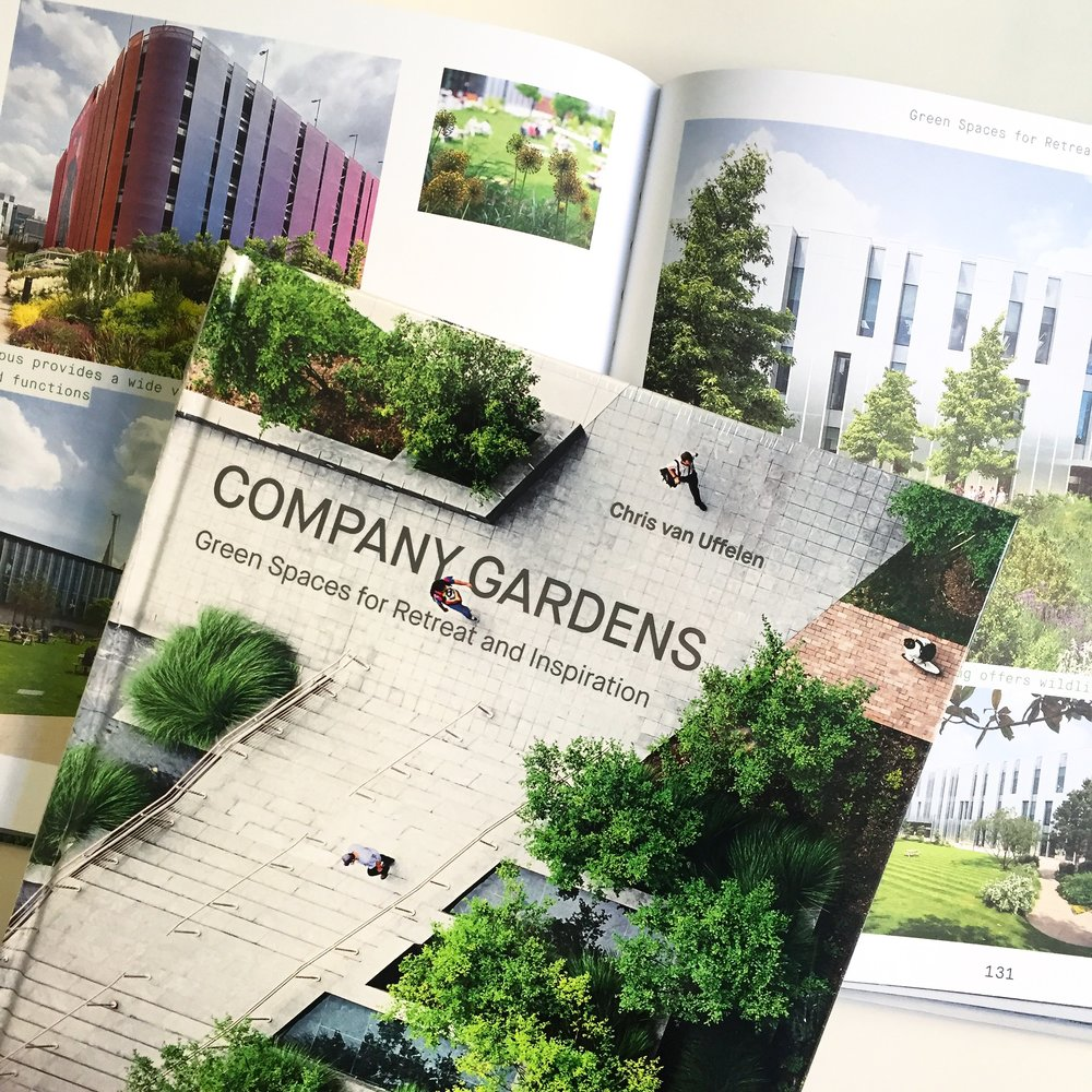 SKY UK HAS BEEN PUBLISHED IN COMPANY GARDENS    October 2018, Company Gardens