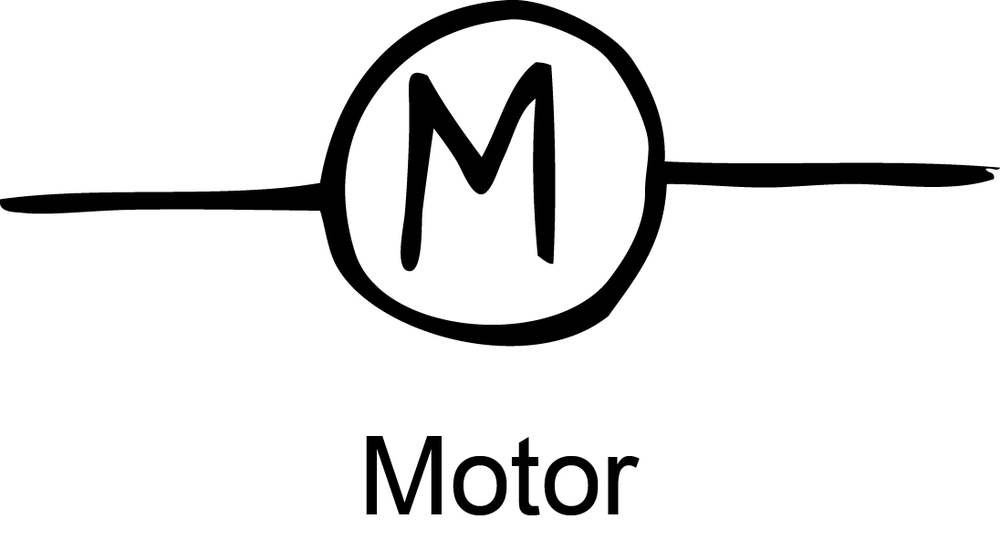 What Is The Symbol For A Fan On A Circuit Is It Just Motor together with Single Phase Wind Generator Wiring Diagram likewise Circuit Relay besides Types Of Single Phase Induction Motors further 3811975 Vintage Air Gen Iv Trinary Switch And Electric Radiator. on ac electric motor wiring