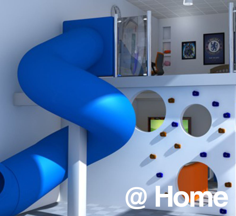 Bring the adventure into the home with our children's interior design and build service