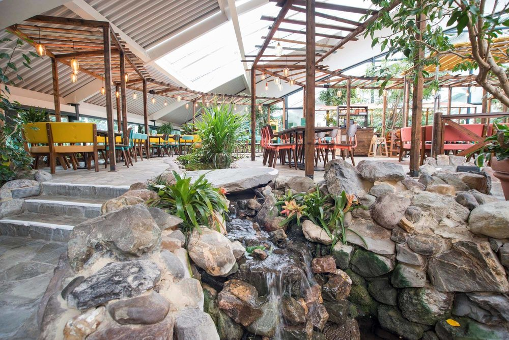 The brand new Las Iguanas restaurant is now open at Center Parcs, Longleat Forest.