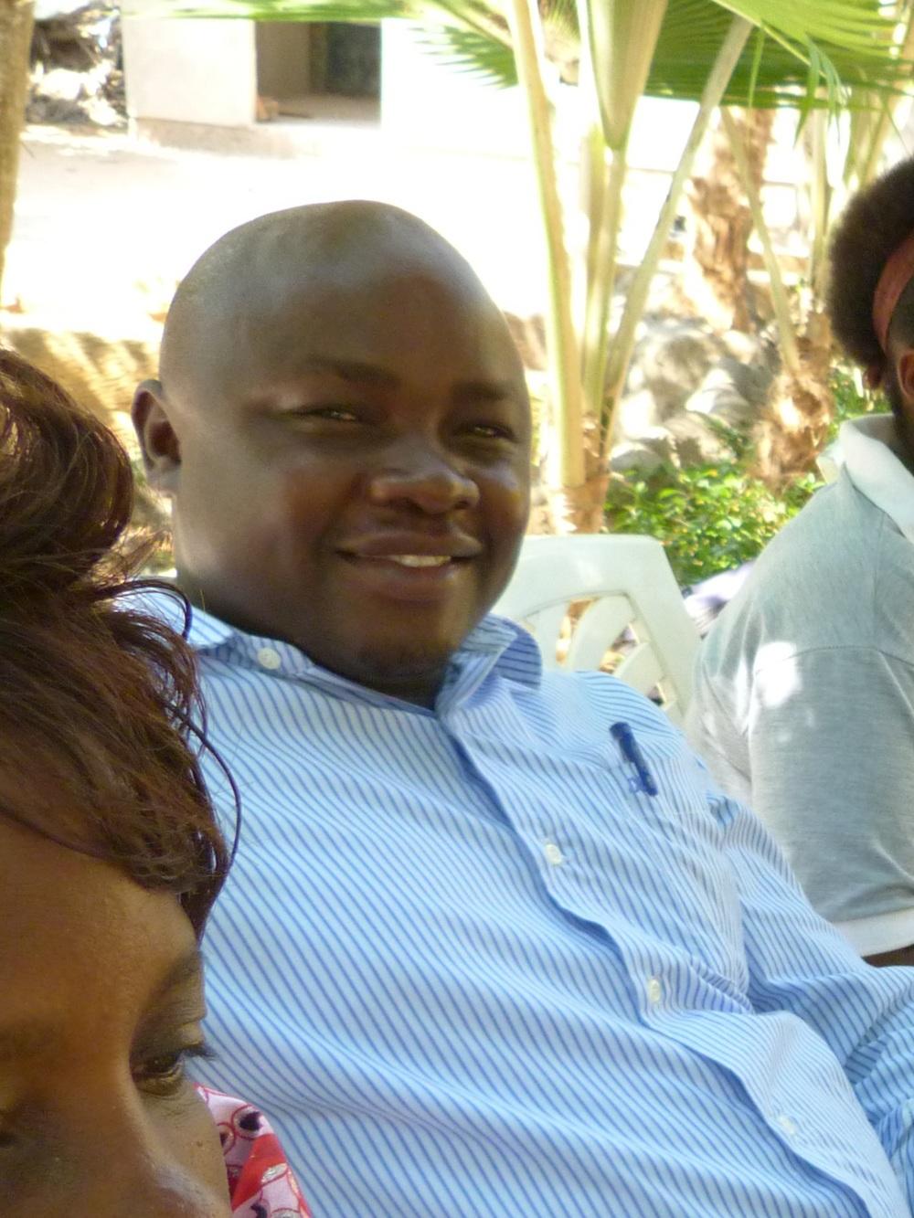 George Lameck Ubuyu