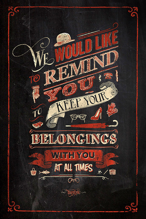 Remind_You_Belongings_With_YOu_Typography_Poster.jpg