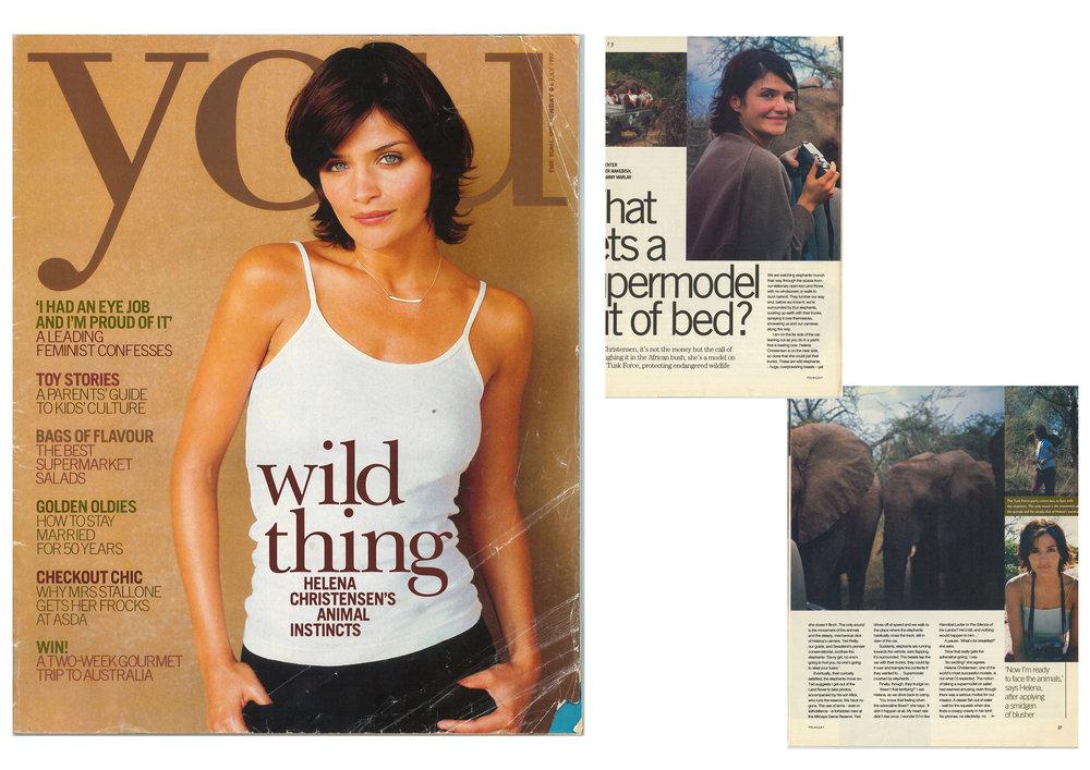 You Magazine 1997