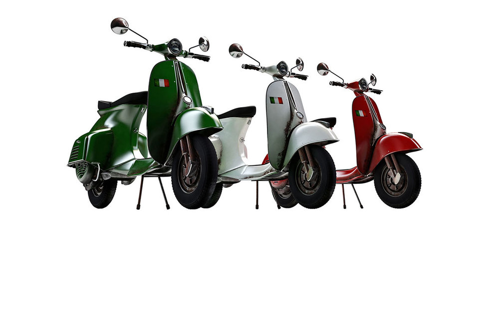 Taste of Italy mopeds.jpg
