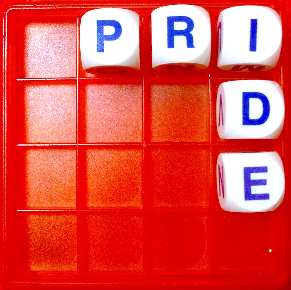 Vanity and pride: how to deal with them