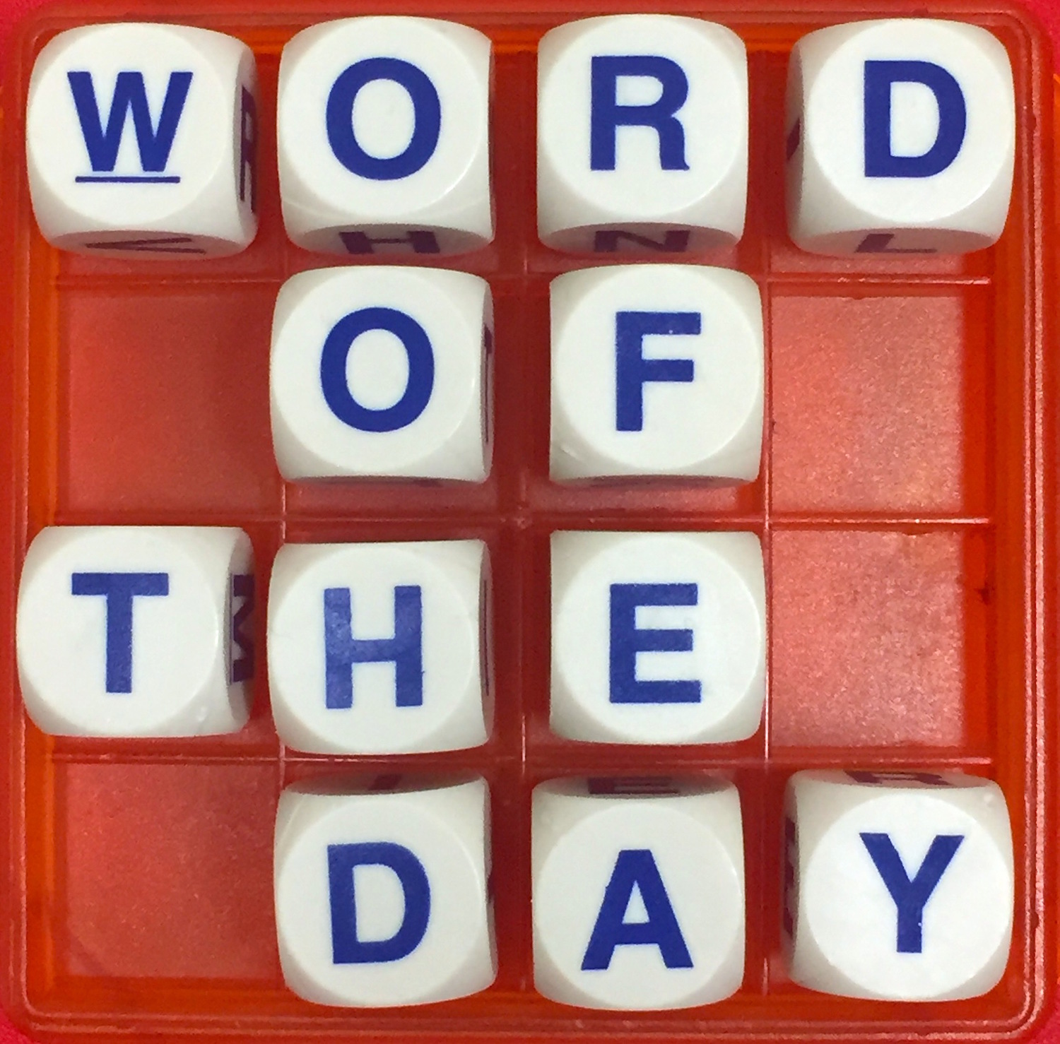 Allusionist 35: Word of the Day — The Allusionist
