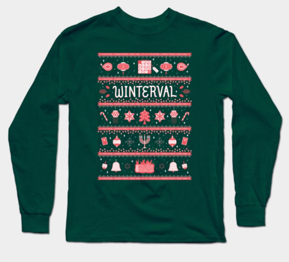 Winterval tshirt