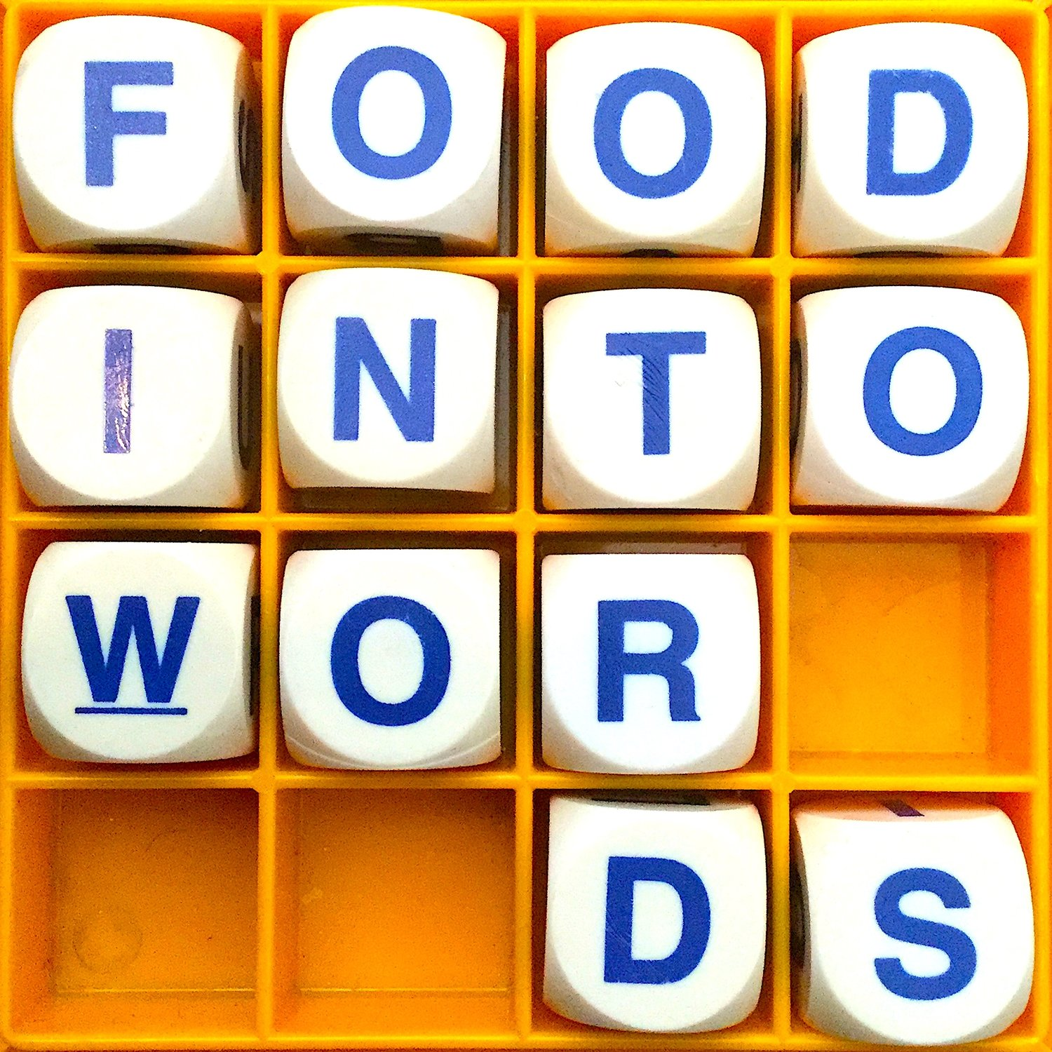 Allusionist 103. Food into Words