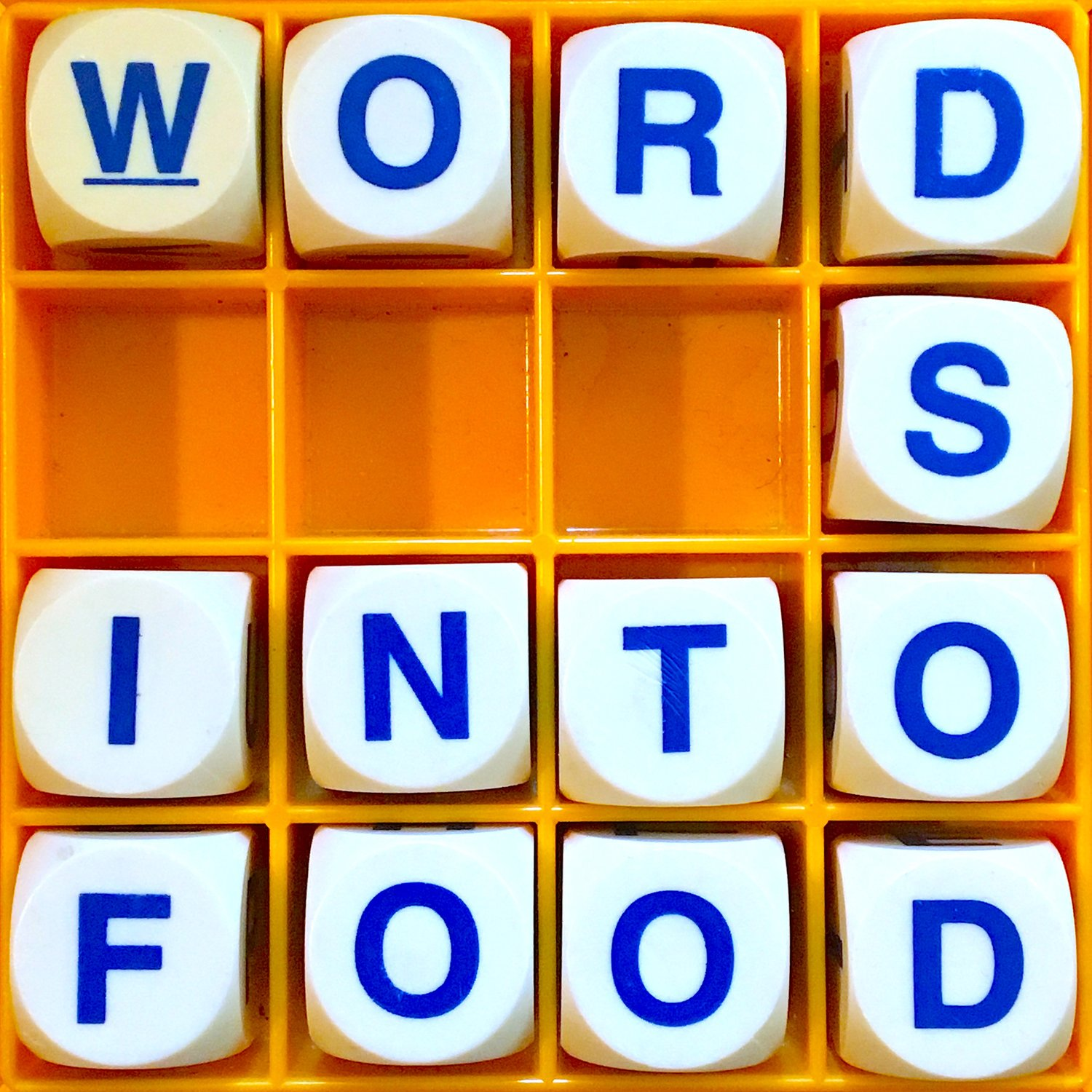 Allusionist 104. Words into Food