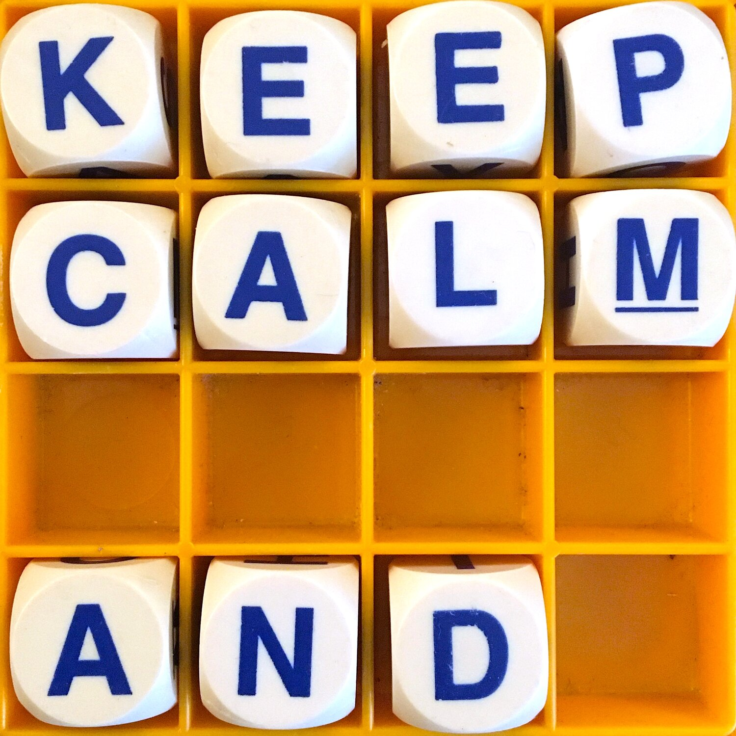 Allusionist 115. Keep Calm and