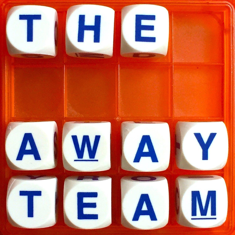 Allusionist redux rerun: The Away Team