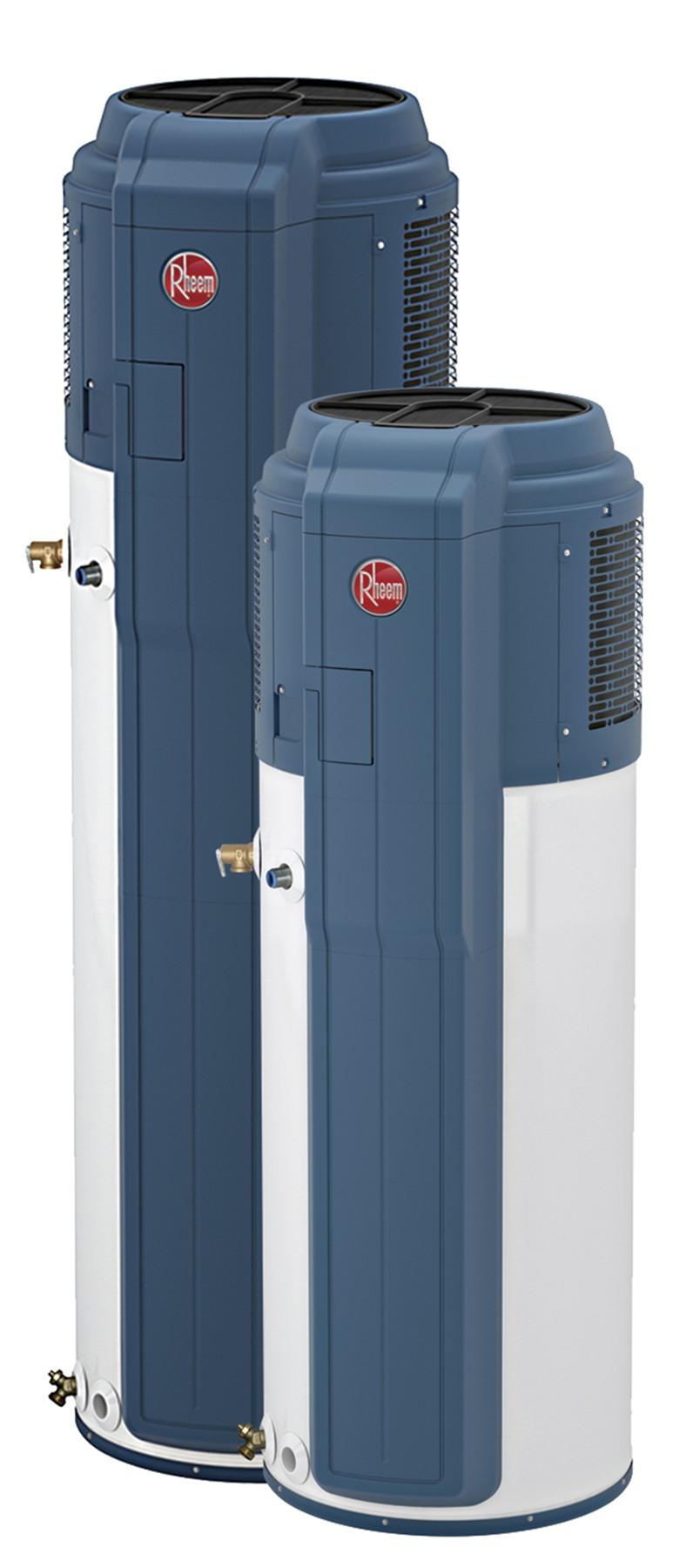 Rheem Hybrid Heat Pump — Khouri Group Green Technologies