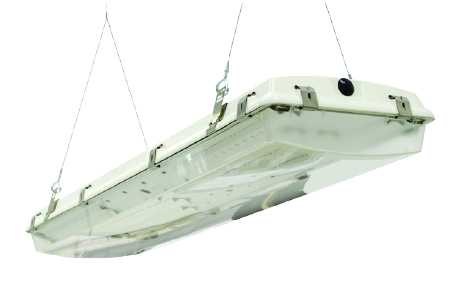 Awaken LED Lighting - Wdi Washdown Bay Light